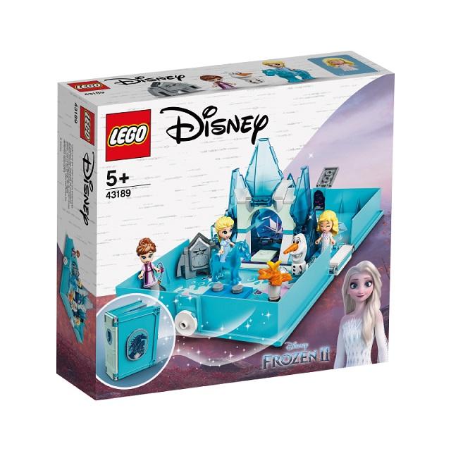 玩具反斗城 樂高積木Lego 43189 Elsa and the Nokk Storybook Adventures