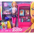 【Top Style】換裝洋娃娃禮盒套裝組-置物櫃款 多款服飾及配件