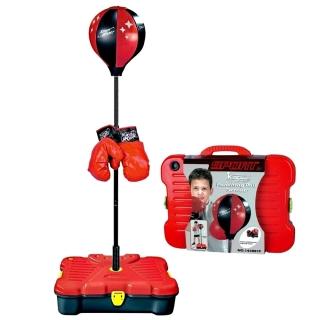 【愛而富L&R】可攜帶式兒童有氧拳擊訓練組