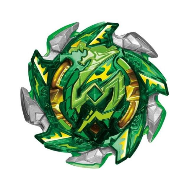 戰鬥陀螺 BURST#173-5 地獄火蜥蜴 確認版 VOL.22 不含發射器 確定版 超王世代 TAKARA TOMY