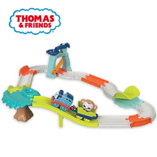 【奇哥】湯瑪士 趣味動物火車遊戲組