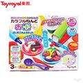 日本《樂雅 Toyroyal》米黏土系列-開心甜點組