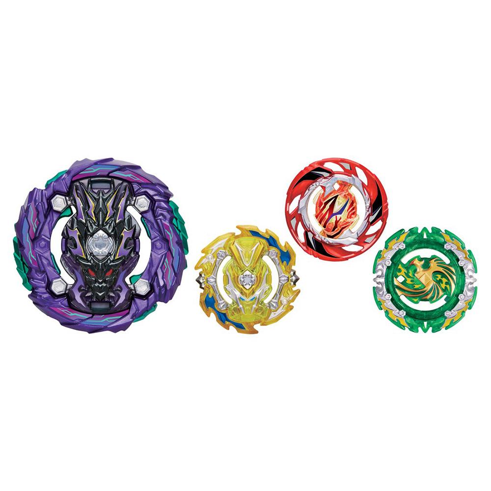 戰鬥陀螺 BURST#143 結晶輪盤隨機強化組 01