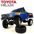【THUNDER TIGER雷虎】TOYOTA HILUX 海力士 1/12 攀岩車 藍 6603-F132-A1