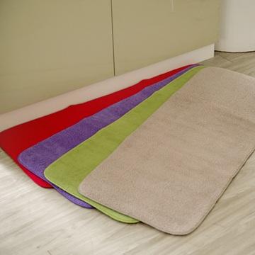 《舒適屋》加長式多功能防滑地墊/ 止滑地墊--紅色