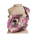 SMART KIDS 初生嬰兒透氣背帶- 菊花紫色
