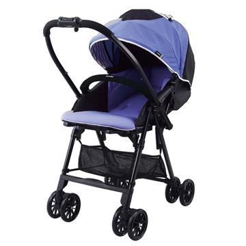 Combi Neyo 輕量雙向嬰兒手推車-神秘紫