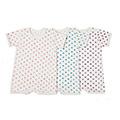 日本stample 小圓點短版連身褲(20522)