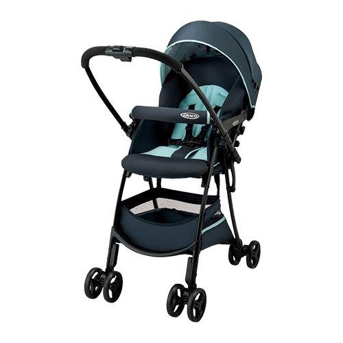 GRACO 超輕量型雙向嬰幼兒手推車 輕旅行 CITI GO-清新藍