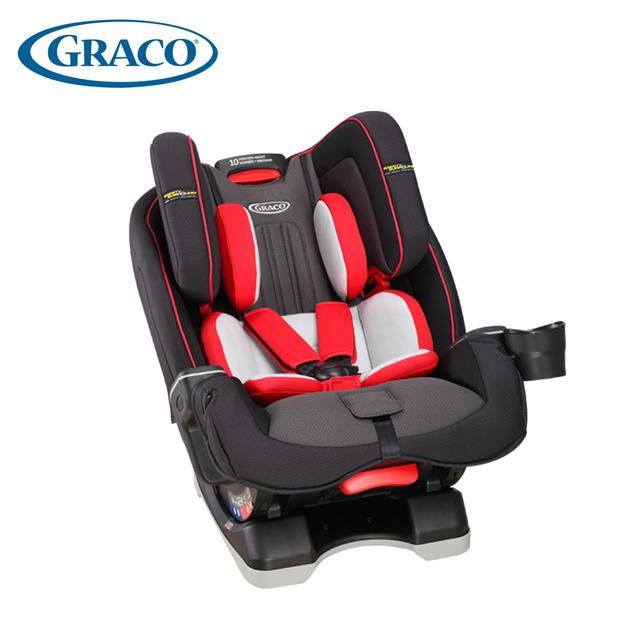 GRACO 0-12歲長效型嬰幼童汽車安全座椅 MILESTONE™ LX-小紅帽
