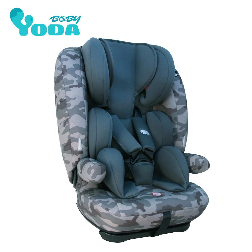 YoDa 第二代成長型兒童安全座椅-極地迷彩