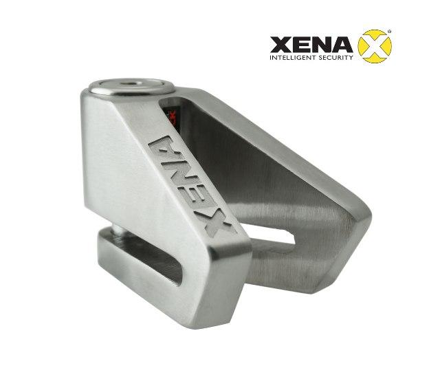 英國《XENA》X2 機車碟煞鎖-不鏽鋼