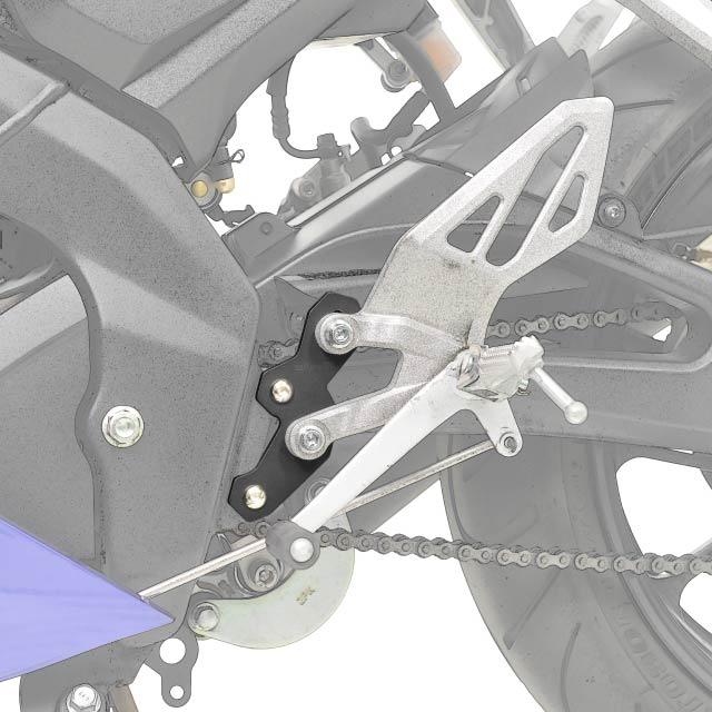 【柏霖】Dimotiv YAMAHA R15 V3 18 腳踏桿後移升高組 DMV