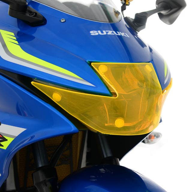 【柏霖】Dimotiv SUZUKI GSX-R150 17-18 GSX-R125 17-18 大燈護目鏡 DMV 螢光黃