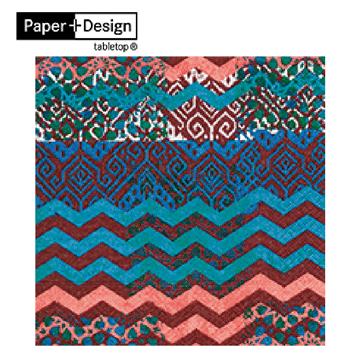 Indian Mix-印度風 德國原裝進口【Paper+Design】餐巾紙哪裡買環保安全無毒不掉色蝶古巴特