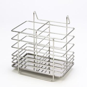 不銹鋼筷匙收納架