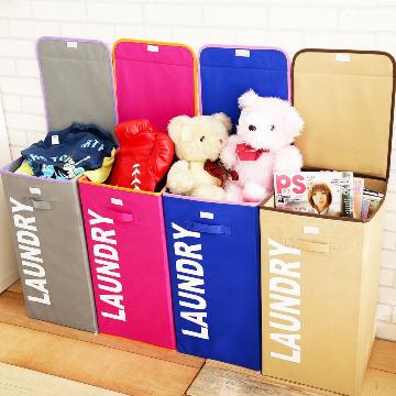 多功能大容量衣物萬用收納整理箱(超值4入)