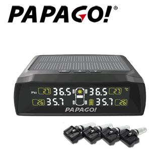 PAPAGO!TireSafe S72I胎壓偵測器(胎內式)