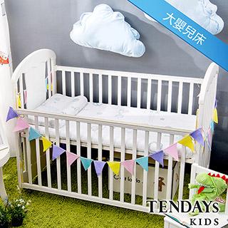 【TENDAYS】太空幻象嬰兒護脊床墊(大單5cm厚)