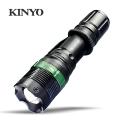 KINYO美國CREE調光式手電筒LED823