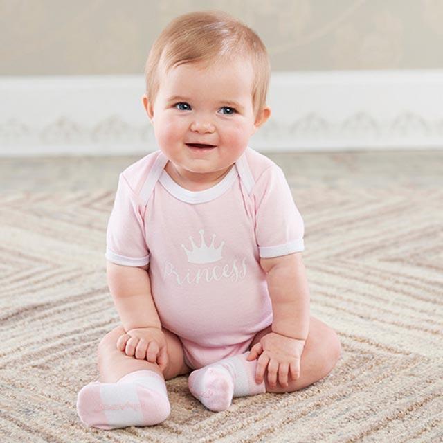 角色扮演,彌月禮組 Baby Aspen BAS 變裝派對小公主包屁衣襪子套裝彌月禮組