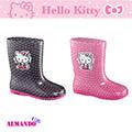 ALMANDO-KIDS●凱蒂HELLO KITTY兒童雨鞋