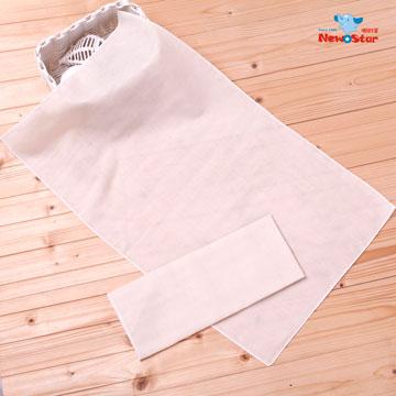 有機棉~棉紗洗澡巾(原色、2條入)