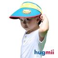 【hugmii】童趣造型大帽檐遮陽中空帽_獅子