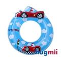 【hugmii】童趣造型兒童游泳圈_賽車