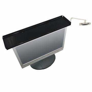台灣製★空間王玉山頂LCD液晶螢幕置物架+打字夾