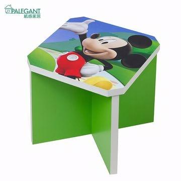 【維克維娜】GPhome綠達人-Disney 米奇環保兒童椅