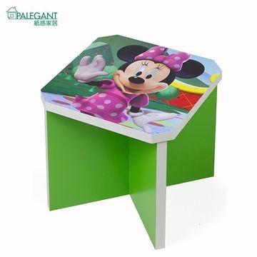 【維克維娜】GPhome綠達人-Disney 米妮環保兒童椅