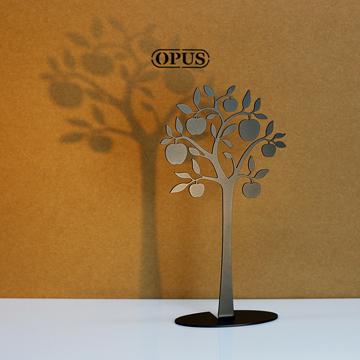 【OPUS東齊金工】歐式鐵藝飾品架 - piap02蘋果樹