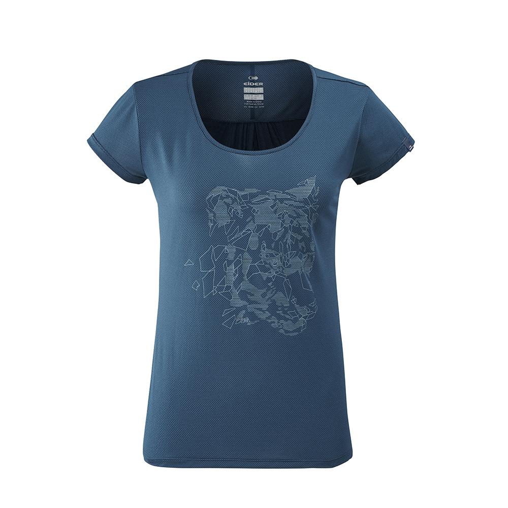 法國【EiDER】 女短袖圓領衫 /  9EIV4224