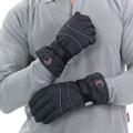【JORDON】男款 防水刷毛保暖手套 (G009)