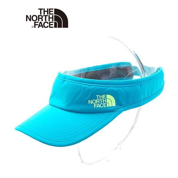 The North Face  排汗遮陽帽 青藍-NF00CGY24D3