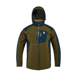 【BLACKYAK】男款GT( 羽絨) 二件式防水外套-橄欖綠
