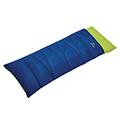 【ATUNAS 歐都納】1500型中空纖維睡袋(露營/登山/戶外/保暖/防潑水A-SB1506寶藍)