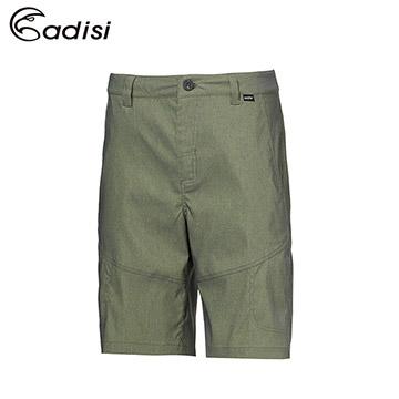 ADISI男Urban彈性休閒短褲AP1711026 /中灰