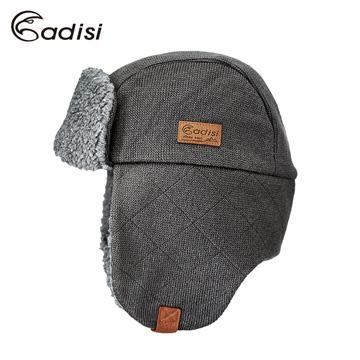 ADISI 遮耳雙層保暖飛行帽AS16167 (F) / 城市綠洲專賣(刷毛保暖、針織帽、保暖帽)
