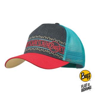 【BUFF】BF117239 圖騰之森 卡車帽