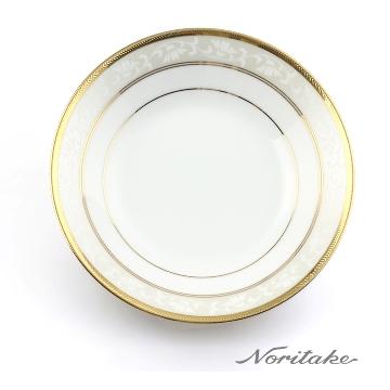 【Noritake】花舞春風金邊點心盤14cm