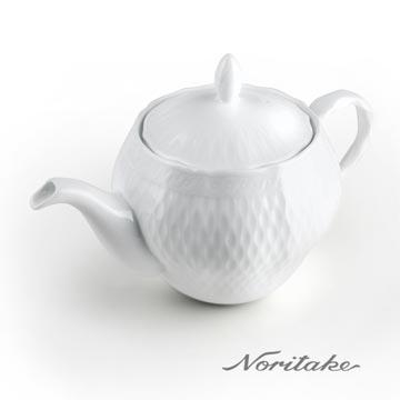 【Noritake】清秀佳人茶壺-大(1200cc)