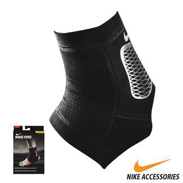 NIKE  PRO COMBAT護 踝套 2.0 (黑/白) (M)