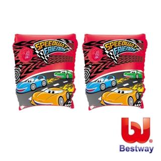 【愛而富L&R】Bestway。賽車手臂圈 32107