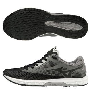 【美津濃MIZUNO】U1GD193509(黑)WAVE SONIC 2 一般型女款馬拉松鞋