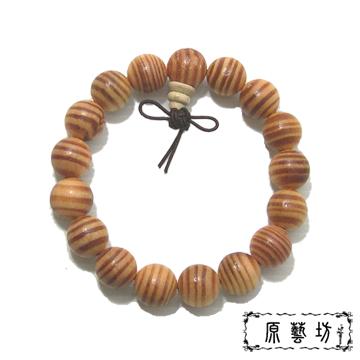 【原藝坊】帝王血龍木手珠(直徑約12mm)