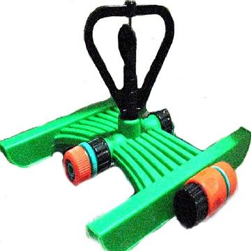 六分末端塑膠環旋轉式噴頭腳架組合套裝