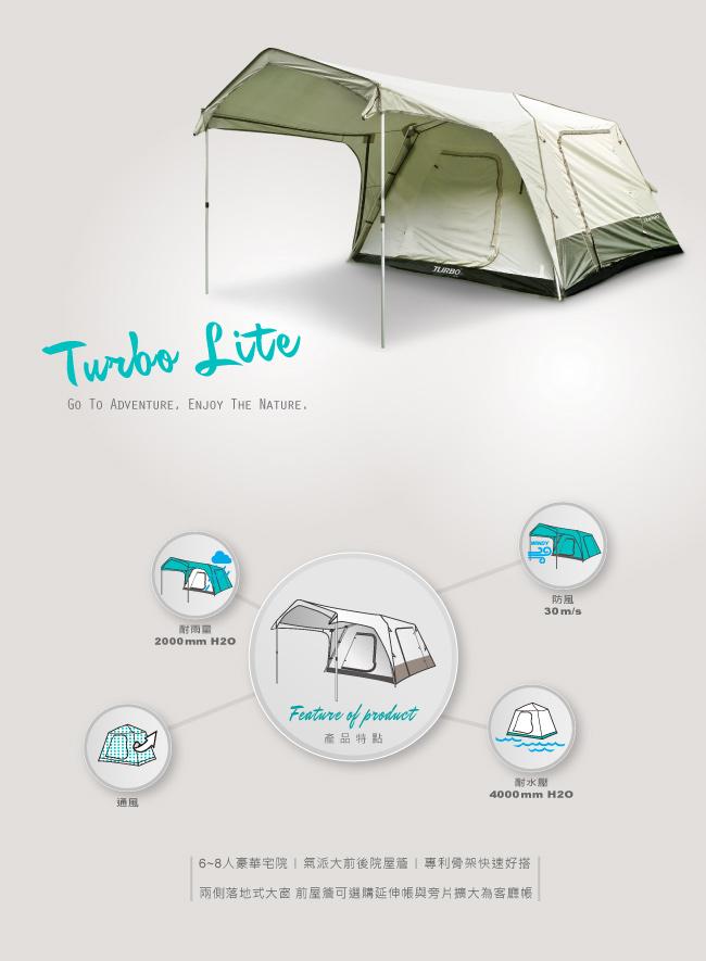 ???????Turbo Tent Lite 300 8??- ?????? & ???????-Turbo Tent Lite 300 8??- ??????