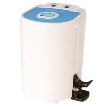 9. 卡噠洗 免電小型個人洗衣機/2.5kg